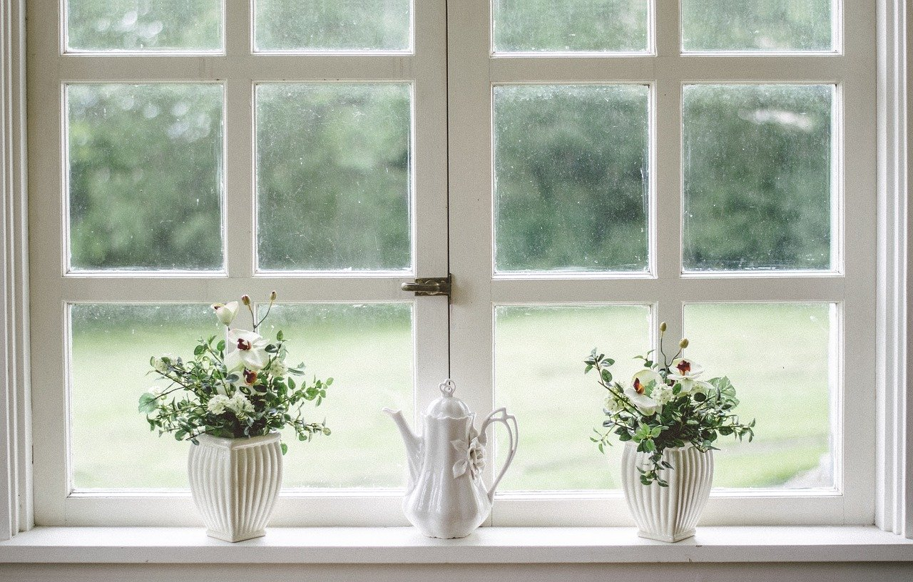 Fensterbau im neuen Haus
